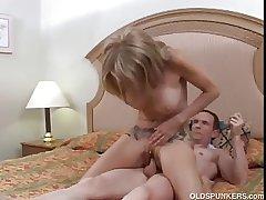 XXX matured cosset Charlotte enjoys an anal bonk