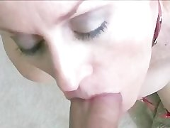 Floosie cocksucking