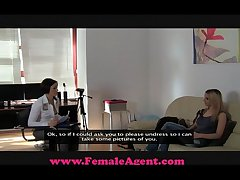 FemaleAgent Moistness casting
