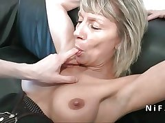 Purl french mature permanent analized be required of her casting couch