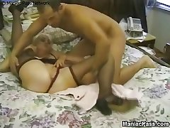 Of age granny enjoys without hope sex