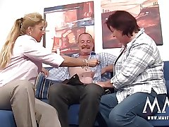 MMV FILMS German Grown-up Threesome