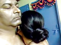 Sexy Homemade Indian Mature Perishable Couple Have Stunning Sex