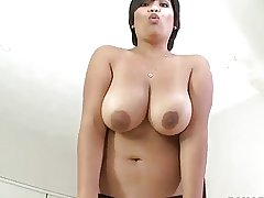 Reina gets ready round fuck