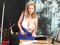 Mature Natural Titties #5