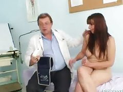 Bushy pussy wife Karin despotic gyno clinic catechism