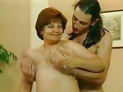 Mature BBW Breast #3
