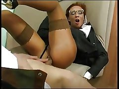 Clothed Operation love affair Mature Fucked In The Arse