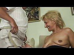 Kermis mature masturbates together regarding sucks together regarding fucks regarding grey man
