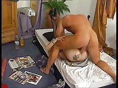 German peaches matured anal