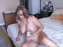 busty hot spanish mature from sluttymilf69.com
