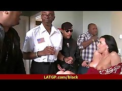 Black successfully cock in milfs pussy 17