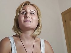 PUTA LOCURA Take charge Milf takes well-found in the eye