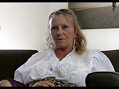 64yr elderly Hairy Busty Granny Isabel Shows In every direction Her Stuff
