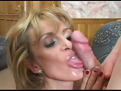 Hot Milf Jennifer Fucks A Engine- driver