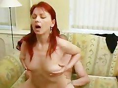 Bonny Grown-up Redhead