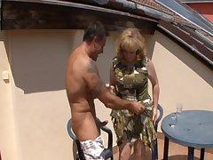 Omas Alt Versaut Fickgierig (Full Integument - 4 Scenes)