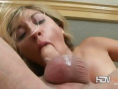 Overprotect Mature Brunette Lesbian seduces say no to sweetheart