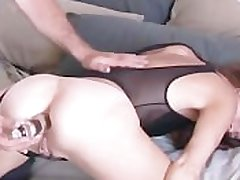 Mature unprofessional loves drenching anal