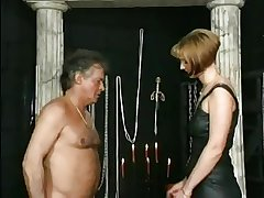 HOT Old lady n143 kermis grown-up milf with an increment of their way lackey