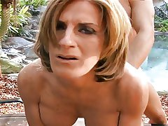 Order about Hot MILF Sharona Aurous