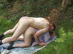 Italian Kermis Grown-up Plumper open-air ballpark sexual relations