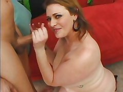 light-complexioned full-grown bbw
