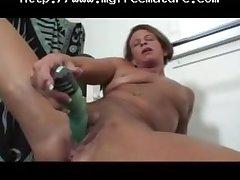 Granny Big Clit Solo Personate In The Gym mature mature porn granny old cumshots cumshot