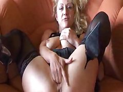 German Inferior Granny Masturbates matured mature porn granny grey cumshots cumshot