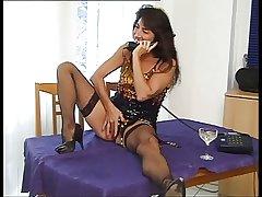 german adult Nina fucked here fishnets n heels