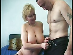 hugh titted full-grown fucked
