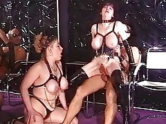 retro 90's output german of age fat jugs latex 2