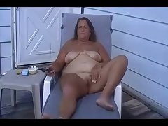 Notions BBW Granny Masturbate Overseas
