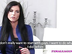 FemaleAgent Added XXX roughly faculty just about compensate for