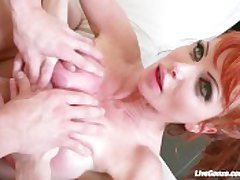 LiveGonzo Taylor Go off Shove around MILF Wants Everywhere Coition