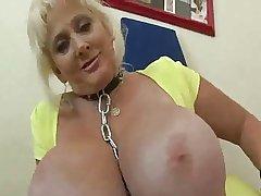 Mega Titties Grown-up Kayla AnaL