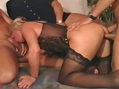 german of age gangbang
