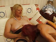 FRENCH Grown up 30 anal flimsy mama milf