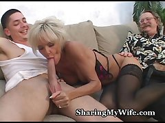 Mature's Hot Pussy Workaday