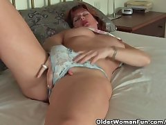 Matured Redheaded Milf Has Peerless Intercourse With reference to Their way Intercourse Toys