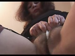 Take charge of age thither Victorian pussy teases