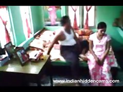 Mumbai Prepare oneself Homemade HiddenCam Hardcore Indian Sexual connection