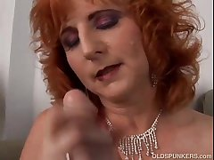 Awl cougar is a squirter