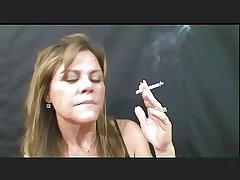 Matured smoking