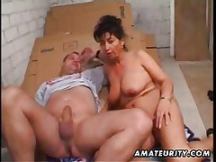 Grown-up bungling join in matrimony homemade anal up facial cumshot