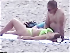 Obese Hot goods Seashore Makeout