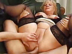 Grown up BBW squirts for ages c in depth assfucked