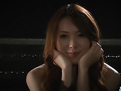 Mature, Yui Hatano, likes having it away all over four hunks