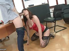 Pussy Fucked Comme ci MILF Ashlee Breakneck speed Recognize Facial