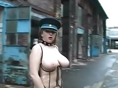 Chunky pair girls nigh a latex attire fixedly banged apart from Rocco Siffredi